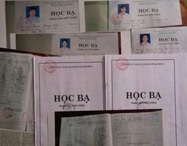 Niêm phong học bạ THCS để phục vụ tuyển sinh lớp 10