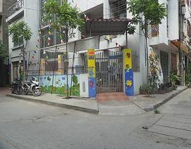 Hà Nội: Trẻ mầm non bị ngã rạn xương sọ ở lớp học