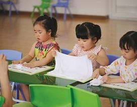 Cấm tuyển sinh mầm non, tiểu học, THCS trước thời gian quy định
