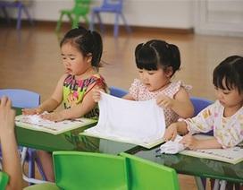 Hà Nội: Đảm bảo diện tích 1,5m2/trẻ mầm non