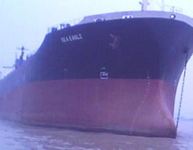 Thuỷ thủ tàu SEA EAGLE kêu cứu