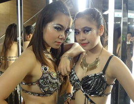 Múa bụng Việt Nam thắng lớn tại giải châu Á