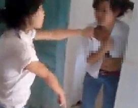 Phẫn nộ clip nghi của nữ sinh Phú Thọ bị đánh trong nhà vệ sinh