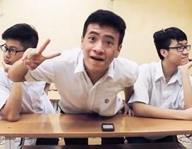 Cười nghiêng ngả phiên bản Kiyomi của các nam sinh Hà Nội