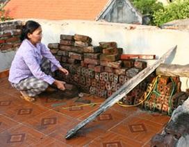 Những hình ảnh bất ngờ, trớ trêu ở làng cổ Đường Lâm