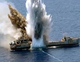 """Tàu ngầm: Xứng danh """"sát thủ"""" dưới mặt nước"""