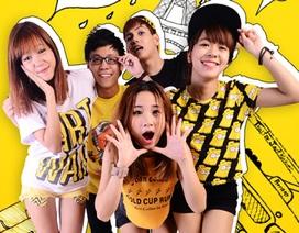 Thêm sân chơi cover Kpop cho bạn trẻ đam mê nhảy
