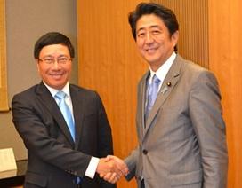 Nhật Bản cho Việt Nam vay 500 triệu USD