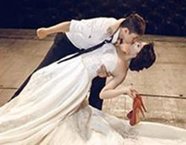 Ảnh cưới độc của cặp vũ công đình đám nhất hiện nay