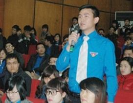 """Cán bộ trẻ giao thông chất vấn """"nóng"""" Bộ trưởng Đinh La Thăng"""