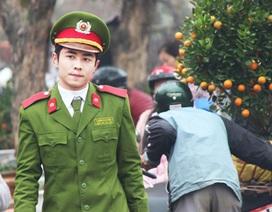 Tâm sự của học viên trường Cảnh sát hỗ trợ giao thông ngày Tết