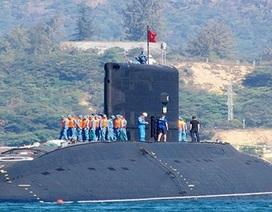 """Vai trò tàu ngầm Kilo trong """"phòng thủ chủ động"""" của hải quân Việt Nam (1)"""