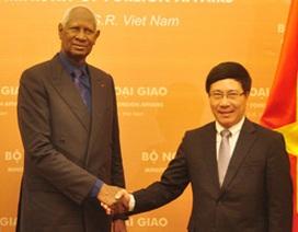 Việt Nam tiếp tục là cầu nối giữa tổ chức Pháp ngữ và ASEAN
