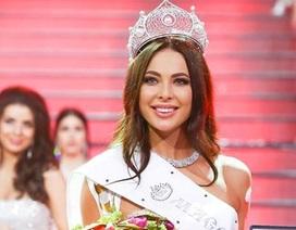 Người đẹp cao 1,79m đăng quang hoa hậu Nga 2014