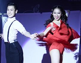 Nữ sinh cấp 3 Hà thành đua tài nghệ thuật