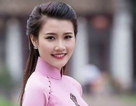 """Nữ """"Đại sứ nhân ái"""" 9X xinh đẹp của Hội Nhà báo VN"""