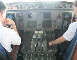 Những cuộc tình nảy nở trên máy bay
