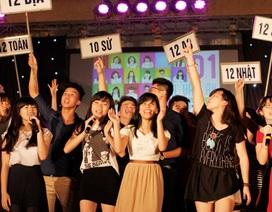 Teen Chu Văn An vang khúc hát tiệc chia tay