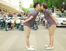 Hai bộ ảnh cưới gây sốt cộng đồng mạng