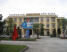 Hai phó Hiệu trưởng bị kỷ luật ở Đại học TDTT Bắc Ninh về làm văn phòng