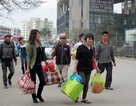 Hà Nội: Hoạt động xe ôm  bát nháo ngày cận Tết
