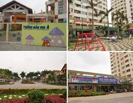 Viglacera chào bán chung cư 542 triệu/căn tại khu đô thị Đặng Xá