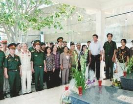 Bà má miền Nam trong ký ức Thượng tướng, Viện sỹ Nguyễn Huy Hiệu