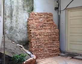 Đề nghị điều tra vụ hủy hoại tài sản ở số nhà 23 Điện Biên Phủ