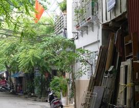 Đề nghị xem xét lại dự án mở rộng phố Nguyễn Đình Chiểu