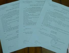 Khởi tố vụ án, khởi tố bị can vụ hủy hoại tài sản ở chung cư 93 Lò Đúc