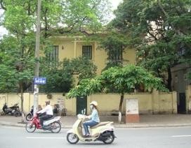 Thu hồi sổ đỏ số 67 Nguyễn Thái Học để hợp thức hóa sai phạm