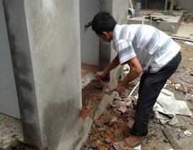 UBND phường cắt điện, công trình số 37 Quang Trung vẫn... sáng đèn
