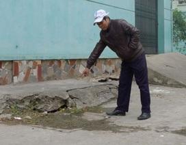 """Hàng nghìn cư dân khu tái định cư Đồng Tàu bị """"bỏ rơi"""""""