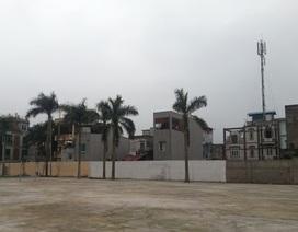 Chủ đầu tư chấp thuận cho Khu dân cư Thăng Long dùng chung cống thoát nước