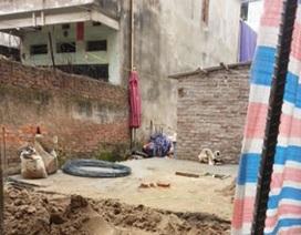 Đình chỉ xây dựng công trình không phép đang có tranh chấp ở phường Phương Liên