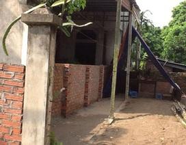 Huyện Mê Linh lên phương án phá dỡ công trình xâm hại nhà cựu Công an