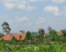 TP. Hà Nội chỉ đạo thanh tra vụ biệt thự mọc tràn lan trên đất nông nghiệp