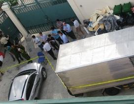 Thông tin mới về vụ nổ tại kho Tổng Lãnh sự quán Mỹ ở TPHCM