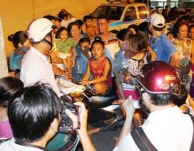 Cả khu phố náo loạn vì thông tin 7 học sinh bị bắt cóc