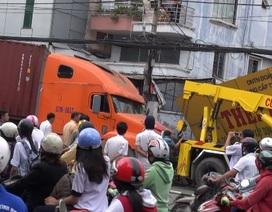 Báo động tình trạng xe container gây tai nạn do tài xế… ngủ gật