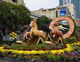 Những chú ngựa dũng mãnh chào đón Xuân Giáp Ngọ