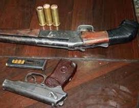 Bị bắt sau 2 lần có ý định nổ súng bắn người