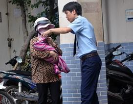 Bệnh viện Hùng Vương siết chặt an ninh sau vụ bắt cóc trẻ
