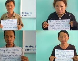 Triệt phá đường dây mua bán hàng chục trẻ sơ sinh ở Sài Gòn