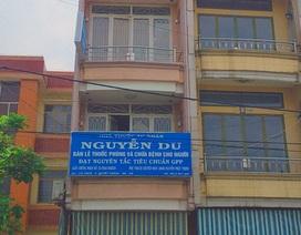 Một nhà thuốc bị đóng cửa 6 tháng vì bán thuốc hết hạn sử dụng