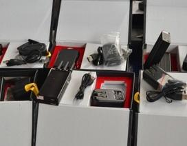 Bắt giữ lô hàng thiết bị phá sóng qua đường hàng không