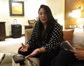 """""""Kiều nữ Hải Dương"""" bị tài xế taxi hiếp dâm tại TP HCM?"""