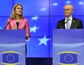 """Châu Âu đạt được bước ngoặt trong """"giải cứu"""" đồng Euro"""