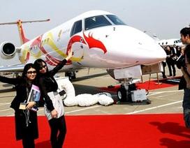 Nhà giàu Trung Quốc lên cơn sốt học lái máy bay, du thuyền