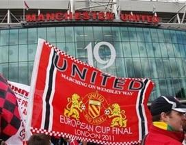 Hôm nay, cổ phiếu của Manchester United chính thức chào sàn